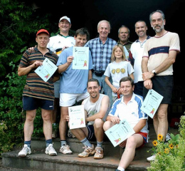 Clubmeisterschaft 2007