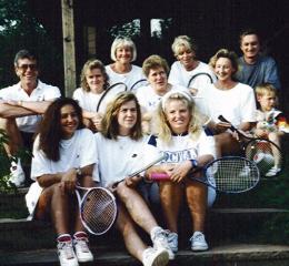 Damenmannschaft 1993