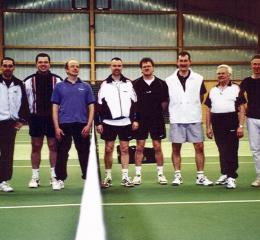Tennismannschaft Herren 2004