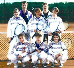Oberbayerische Mannschaftsmeister 1995 Juniorinnen